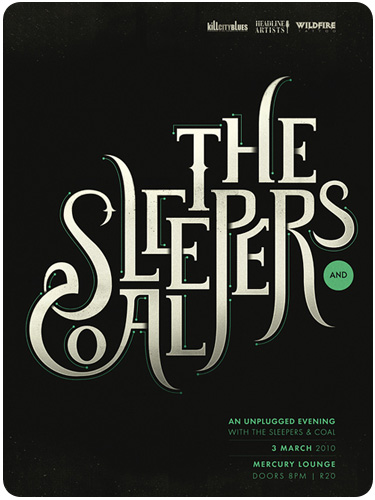 sleepers & coal by adam hill
