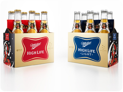 miller high-life brand refresh