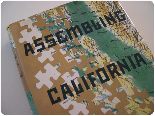assembling california by john mcphee, title