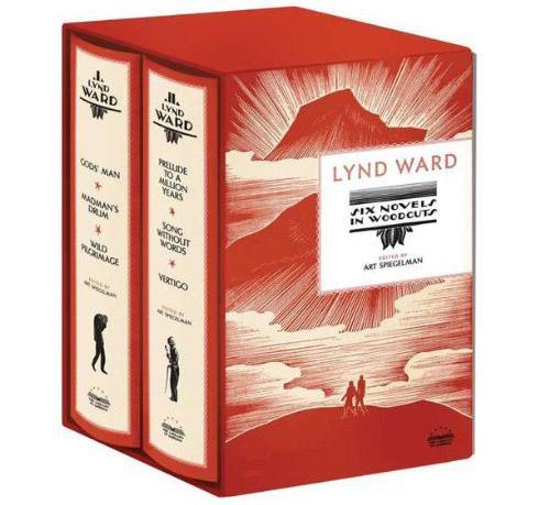 six novels in woodcuts