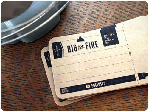 dig for fire identity