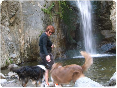 freelancer frolic in eaton canyon