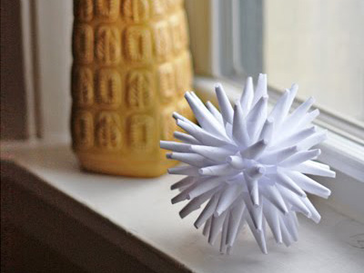 craft a paper star