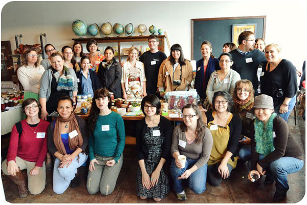 all the participants of the LA food swap