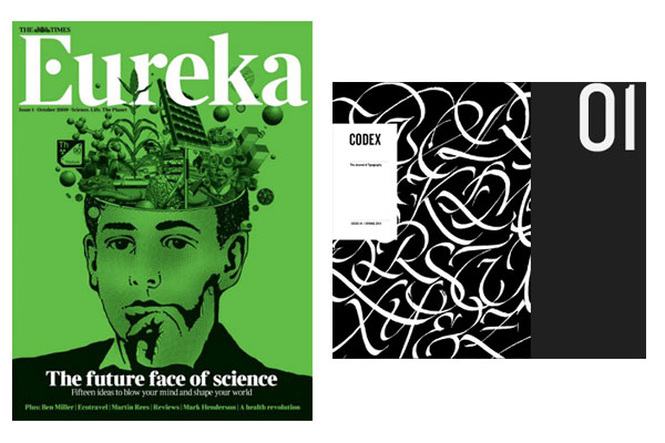 eureka and codex