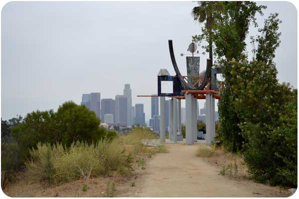 angel's point at elysian park