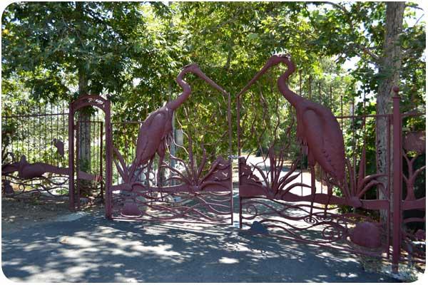 heron gates