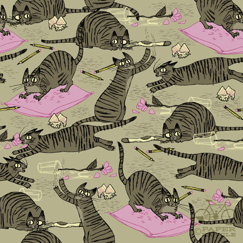 cat habits pattern