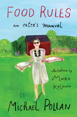 food rules cover by maira kalman