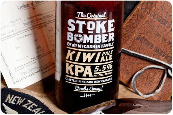 stoke bomber beer