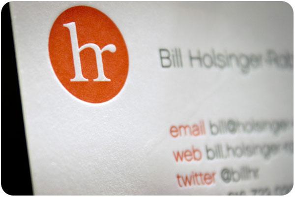 bill holsinger robinson logo