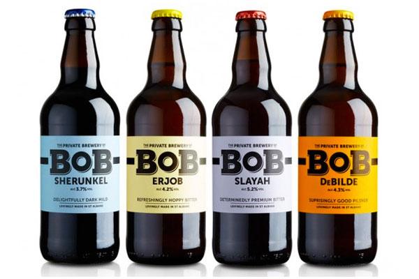 private brewery: bob