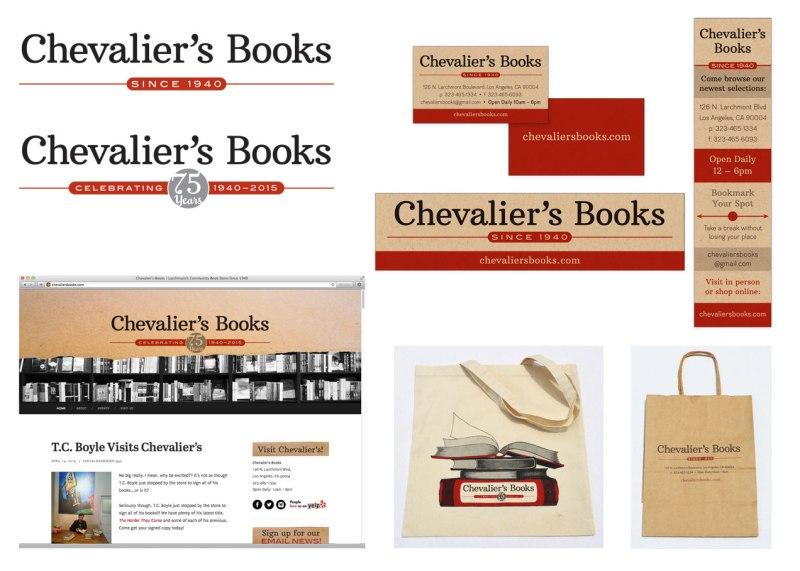 Brand, Identity & Web Site
