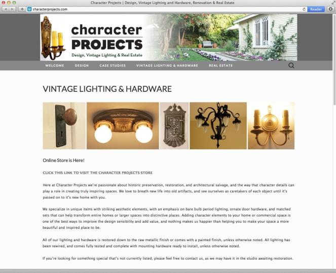 Lighting & Hardware