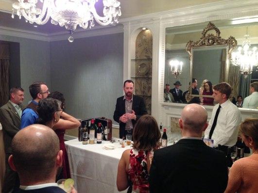 Talking aged gin & the martinez