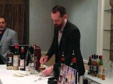Putting the twist on the martinez