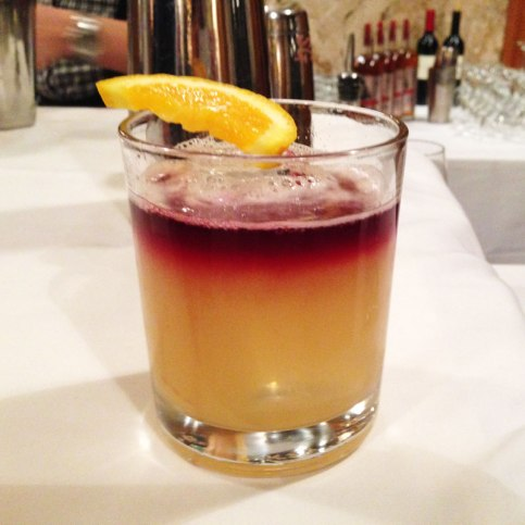 A new york sour