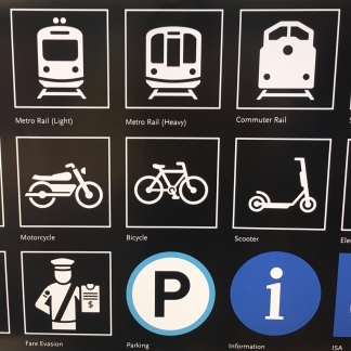 Iconographic Signage